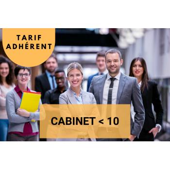 Cabinet Adhérent IFEC moins...